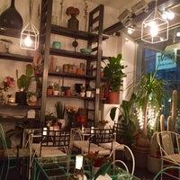 Foto scattata a MINT Garden Cafè da Tokara la G. il 1/10/2017
