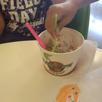 Photo taken at CherryBerry Yogurt Bar by Kristi B. on 6/27/2013