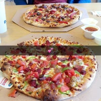 Photo taken at Domino's Pizza by Imran Ş. on 4/15/2016
