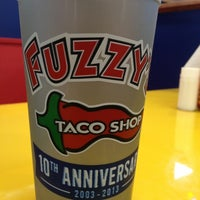 Photo taken at Fuzzy's Taco Shop by Sarah P. on 7/11/2013
