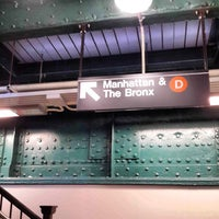 Photo taken at MTA Subway - Bay Parkway (D) by Irina V. on 8/31/2013