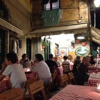 Das Foto wurde bei Pizzeria El Portico von Alaa A. am 9/2/2013 aufgenommen