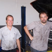Photo taken at Crawford's Auto Repair by Crawford's Auto Repair on 2/12/2014