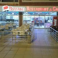 Photo taken at Osmanlı Restaurant & Cafe by Nihat G. on 2/12/2014