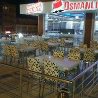 Photo taken at Osmanlı Restaurant & Cafe by Nihat G. on 2/15/2014
