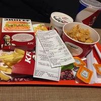 Photo taken at KFC by Dima F. on 10/28/2014