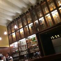 Photo taken at Alma Bar by Mario A. on 9/24/2014