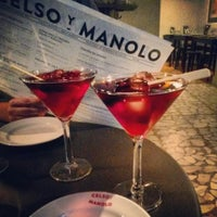 Foto tomada en Celso y Manolo por Sandra F. el 8/25/2014