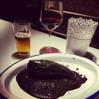 Photo taken at La barra de Villoldo by Sandra F. on 11/8/2014