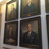 Photo taken at Salon de Ex Presidentes by Teferefe F. on 9/2/2015