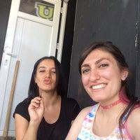 Photo taken at Blue Sky Disco Bar by ♥Nazli B. on 7/22/2016