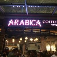 7/21/2017 tarihinde Elif T.ziyaretçi tarafından Arabica Coffee House'de çekilen fotoğraf