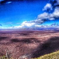 Photo taken at Volcán Sierra Negra by Сергей Ш. on 1/6/2014