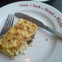 Photo taken at New York Street Pizza by Philipp L. on 2/12/2013