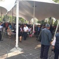 Photo taken at Plaza del danzon by Lucio M. on 5/13/2018