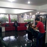 Photo taken at Salon Maia by Mehtap E. on 3/2/2014