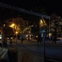 Photo taken at Piazza Garibaldi by Joe Artid F. on 9/21/2013