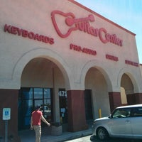 Photo taken at Guitar Center by Agustin C. on 6/3/2013