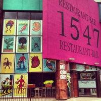 Photo taken at Restaurante 1547 by emanoelgO .. on 6/22/2013