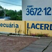 Photo taken at Agropecuária Lacerda by Paulo C. on 12/15/2015
