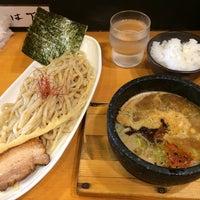 Photo taken at つけ麺 まぜ郎 ぎんや 砂田橋店 by taku_bo_zu on 8/29/2014