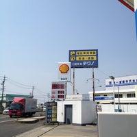 Photo taken at 昭和シェル石油 小牧北インターSS by taku_bo_zu on 5/31/2014