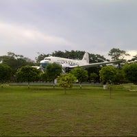 Photo taken at Lapangan Blang Padang by Ibnu K. on 2/2/2013