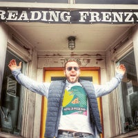 Foto tomada en Reading Frenzy por Jake S. el 4/3/2015