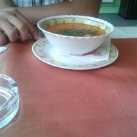 Photo taken at Restaurant Cupidon by Van B. on 7/17/2014