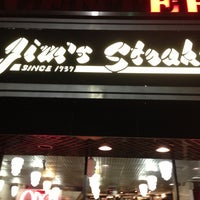 Photo taken at Jim's Steaks by Dan M. on 6/2/2013