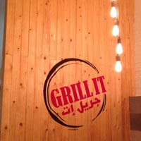Photo taken at Grill It by Yaser on 10/2/2015