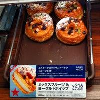 Photo taken at Mister Donut by Makoto C. on 7/15/2014