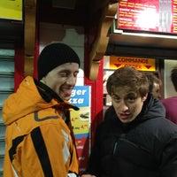 Photo taken at val burger by Vasily K. on 2/10/2013