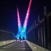 Photo prise au SkyDance Bridge par Kim le7/6/2013