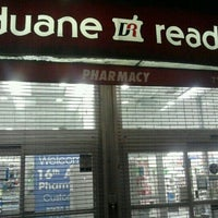 Photo taken at Duane Reade by Lee A. on 1/18/2013