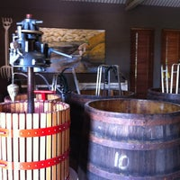 Photo taken at Noon Winery by Shane B. on 11/25/2012