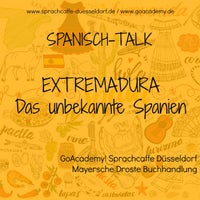 Das Foto wurde bei GoAcademy! Sprachcaffe Düsseldorf von GoAcademy! Sprachcaffe Düsseldorf S. am 10/27/2016 aufgenommen
