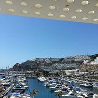 Photo taken at Marina Suites Gran Canaria by MesTribulations on 4/14/2013