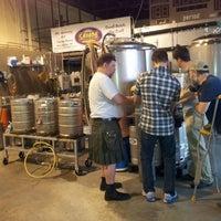 Photo taken at Cahaba Brewing Company by Zachary B. on 5/17/2013