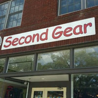Photo taken at Second Gear by Steve H. on 8/2/2015