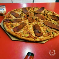 Photo taken at Domino's Pizza by Batuhan Y. on 9/24/2016