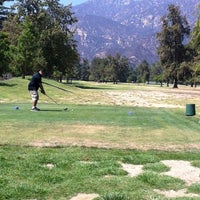 Photo taken at Altadena Golf Course by Phill L. on 7/29/2013