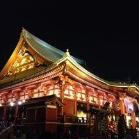 5/18/2013 tarihinde Tomoaki M.ziyaretçi tarafından Senso-ji Temple'de çekilen fotoğraf