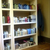 Photo taken at Augusta Place Salon by Lisa G. on 10/12/2012