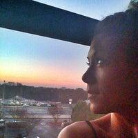 Photo taken at Hampton Inn Florence-Midtown by Samantha B. on 2/18/2014