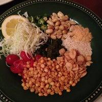 Photo taken at Mingalaba Restaurant by Tess C. on 3/31/2013