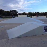 Photo taken at Maroubra Skate Park by Julia A. on 3/15/2014
