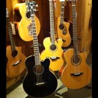 Photo taken at Guitar Center by Manuela on 1/19/2013