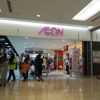 Photo taken at AEON by James Y. on 11/17/2012
