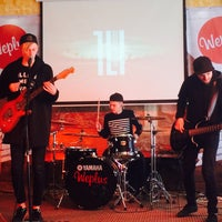 Photo taken at WE PLUS VV by Юлия Ш. on 4/18/2015